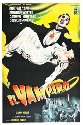 El vampiro 1957