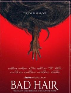 Pelo asesino con vida propia: Trailer para Bad Hair